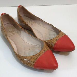 Vince Camuto Tashara Flats Size 6.5